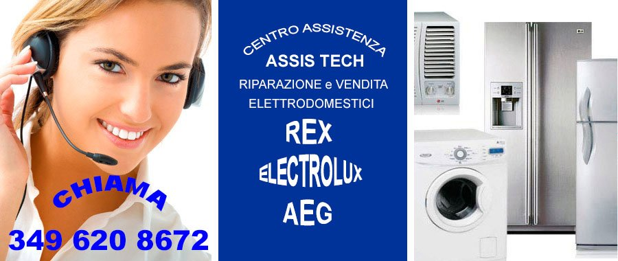 Assistenza Electrolux Milano